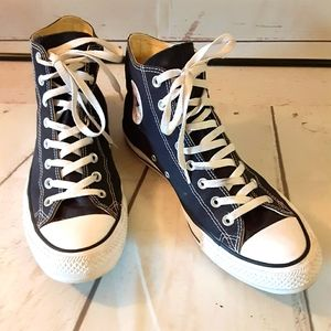 CONVERSE CT HIGH TOP CLASSIC BLACK SNEAKERS